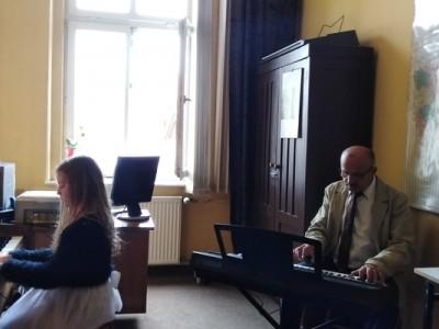 Egzaminy roczne i popisy uczniowskie z okazji zakończenia roku szkolnego 2019/20 - 13